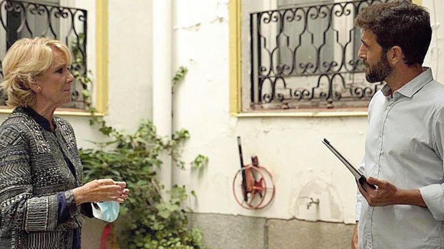 Esperanza Aguirre plantará a Gonzo, esta noche, en el regreso del programa 'Salvados'