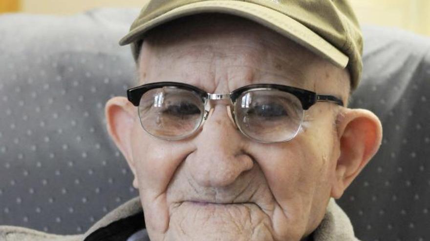 Muere a los 112 años el hombre más viejo del mundo