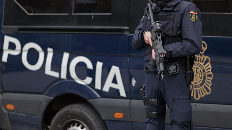 Investigado en Palencia por agredir a su pareja en la calle