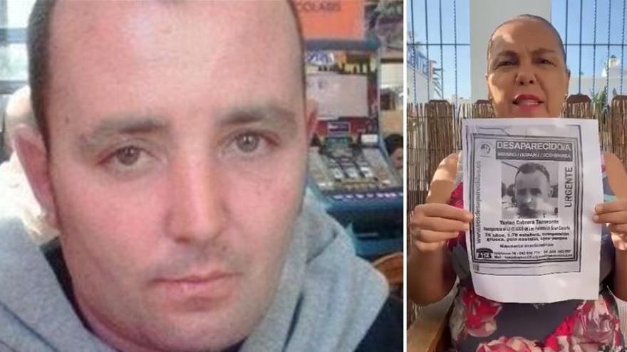 La madre de un desaparecido en Las Palmas de Gran Canaria pide ayuda a la ciudadanía