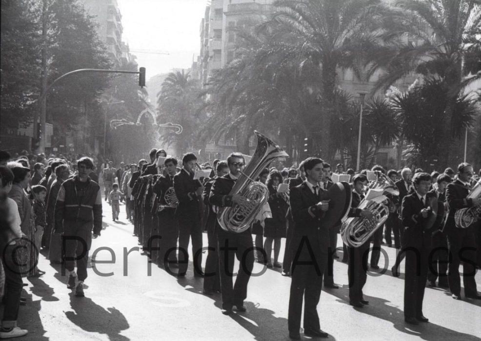 CERTAMEN PROVINCIAL DE BANDA DE MÚSICA. 1985