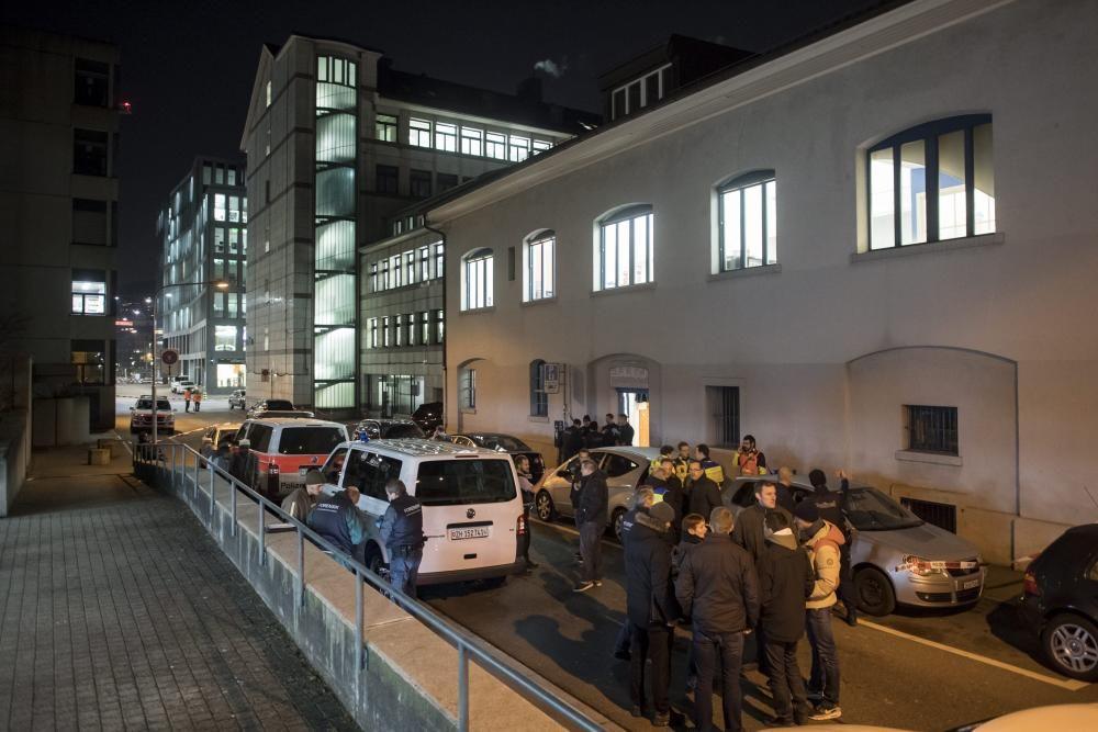 Tiroteo cerca de un centro islámico en Zúrich