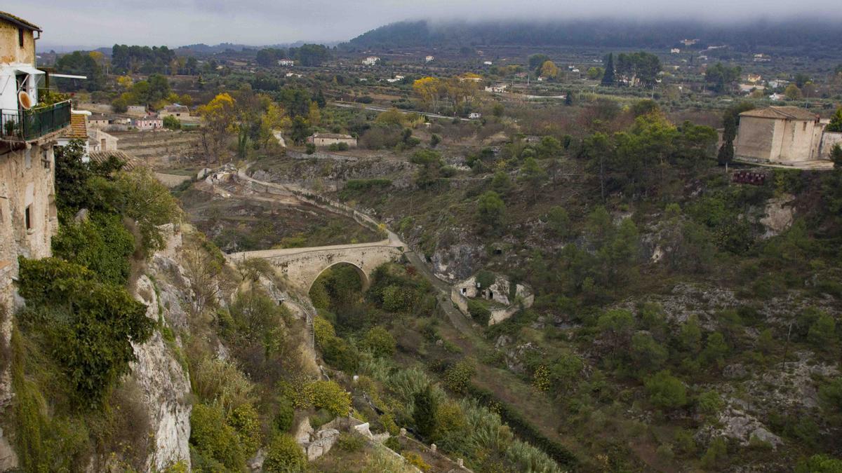 Mirador Bocairent
