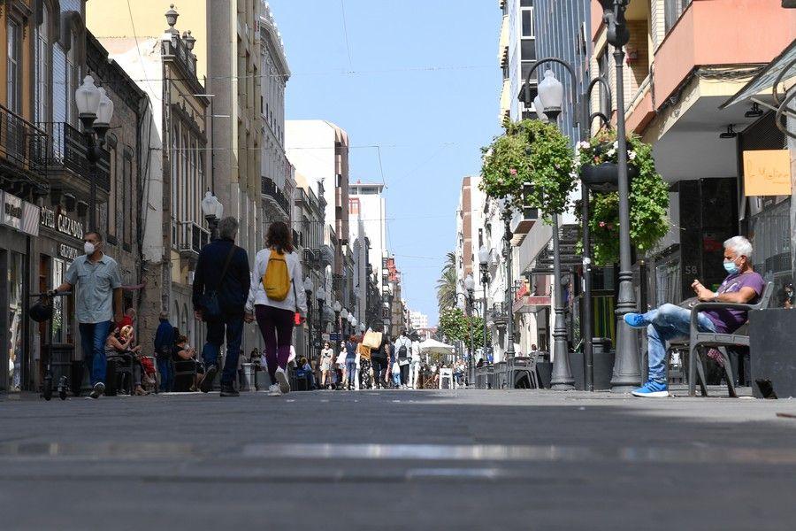 Vegueta se queda este año sin Carnaval