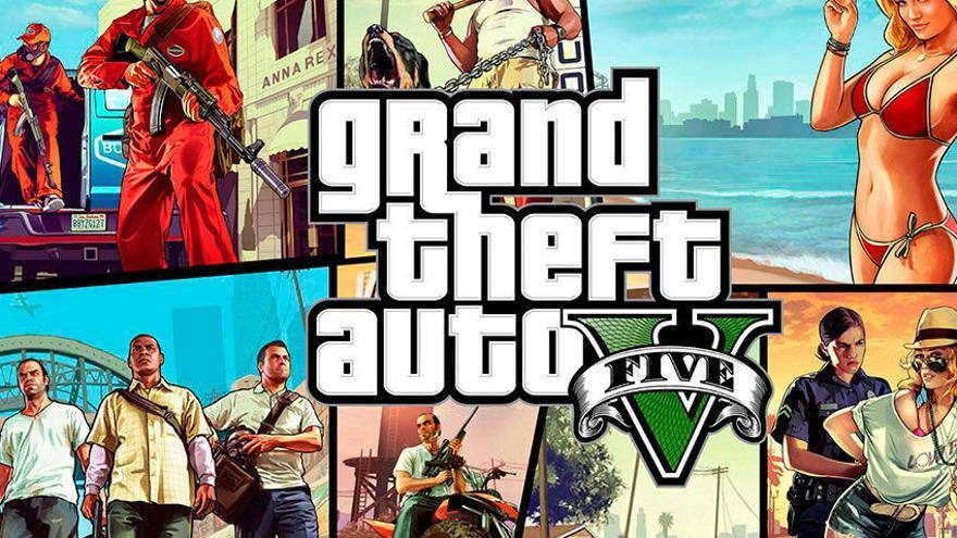 Grand Theft Auto V se suma al catálogo de juegos gratuitos de Xbox Game Pass en abril