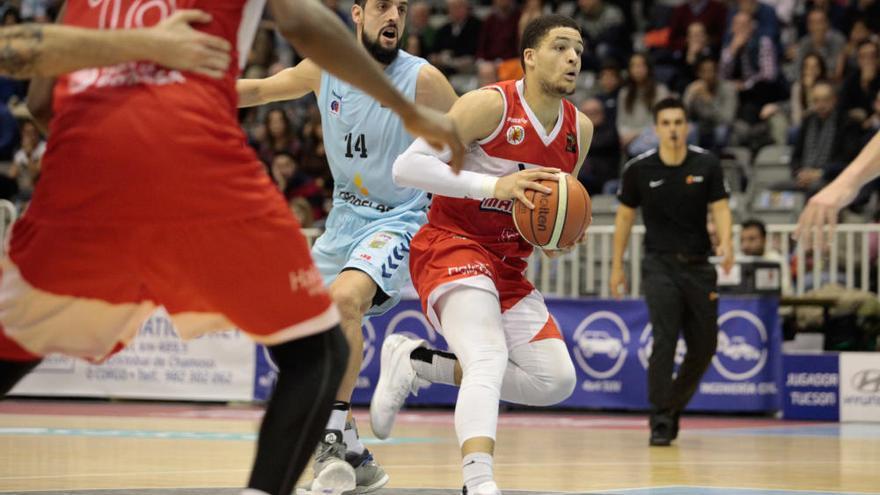 L'ICL Manresa encaixa una dura derrota a Lugo
