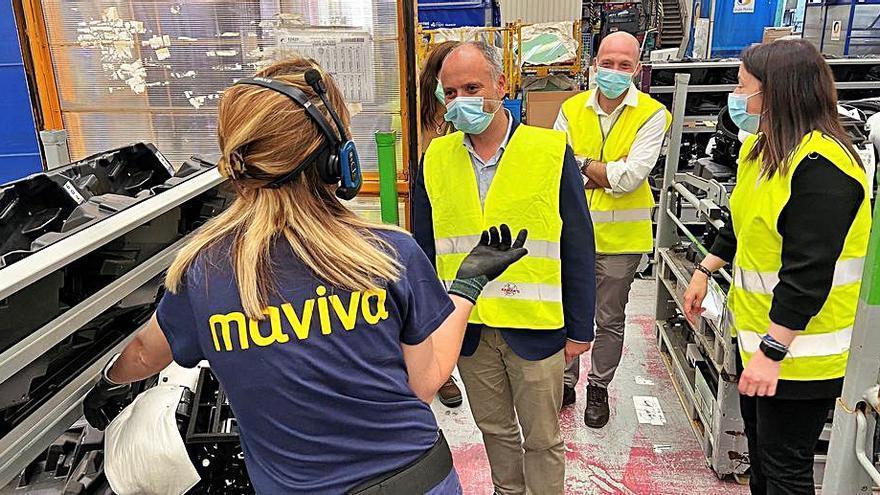 Maviva desarrolla una planta virtual para ganar eficiencia
