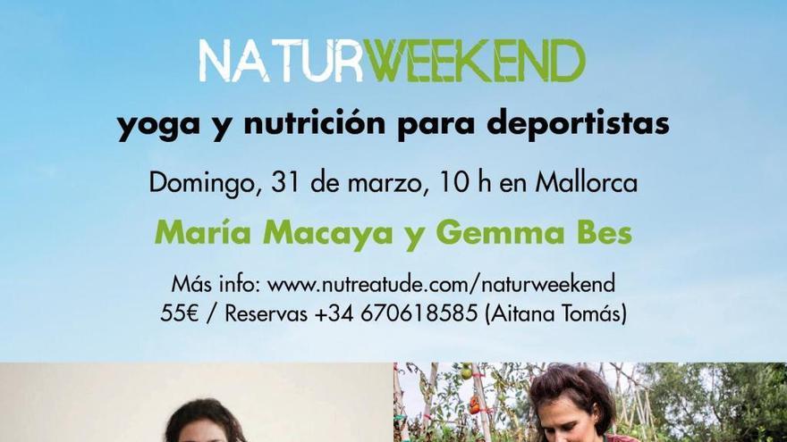 NaturWeekend: tres días de yoga, salud integrativa y nutrición en Mallorca