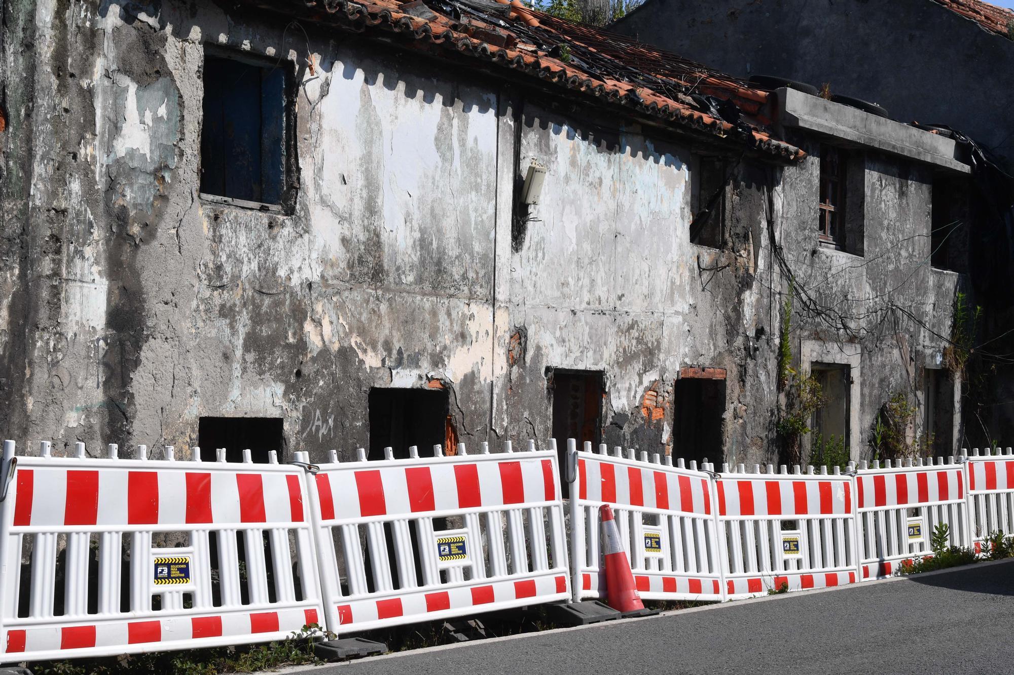 El Concello prepara el derribo de las viviendas de San José