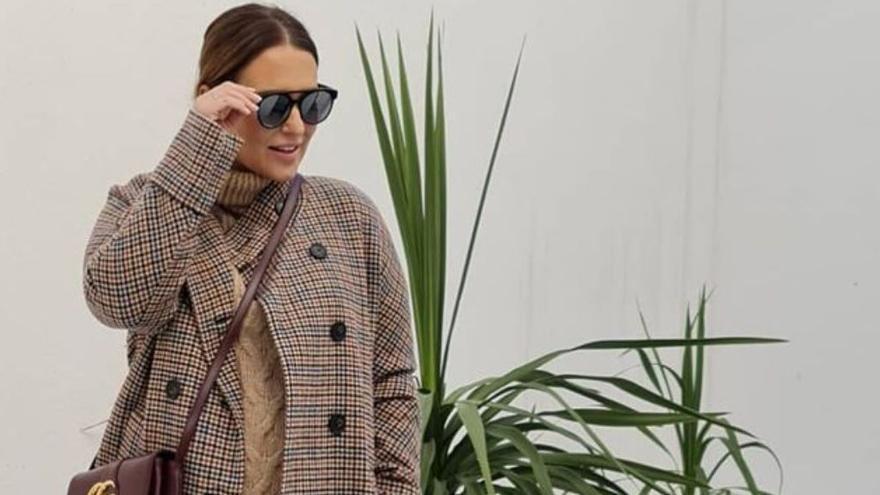 Paula Echevarría arrasa en Instagram con un jersey por sólo 25,99 euros