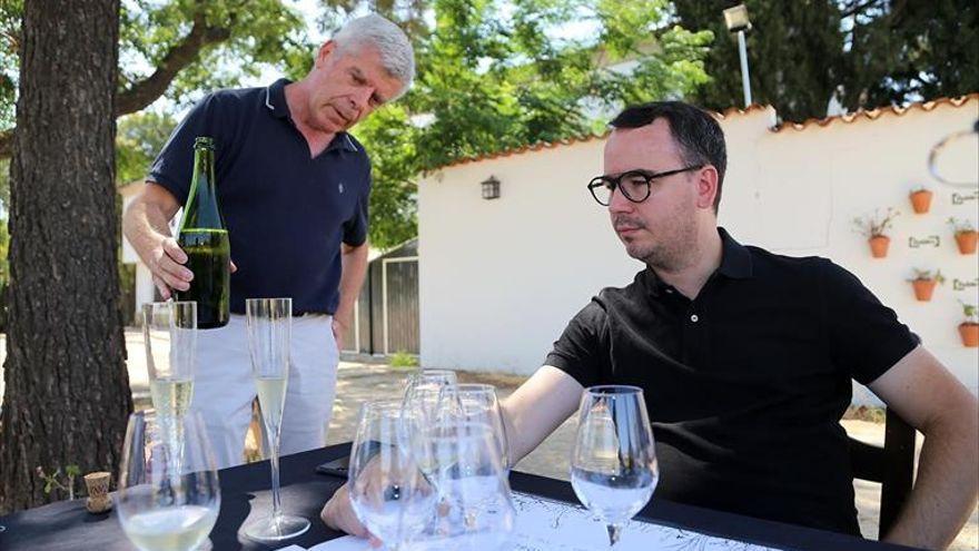 Una cata en Montilla une los vinos con el microteatro y la música