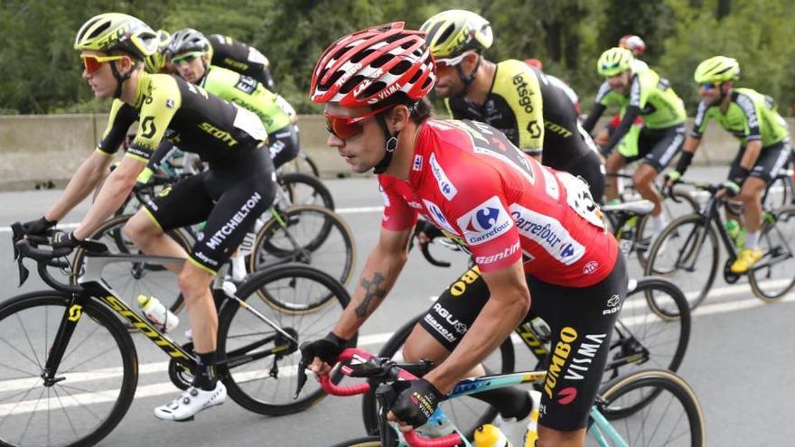 Carrefour trae a Galicia la Vuelta más segura