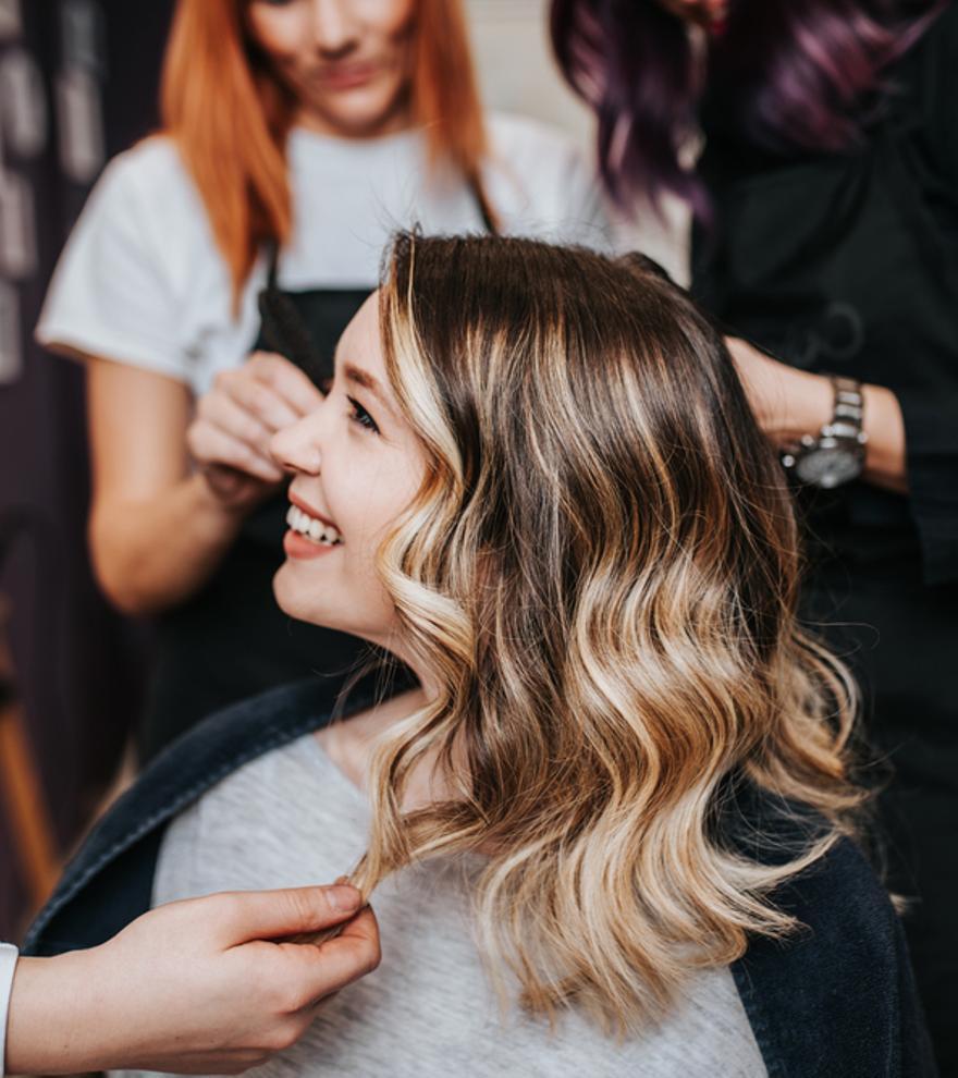 Amazon abre una peluquería en Londres con realidad aumentada