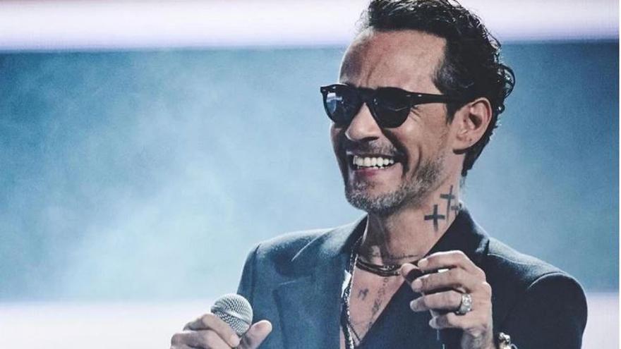 Marc Anthony inicia la gira que pasará por València el 1 de julio