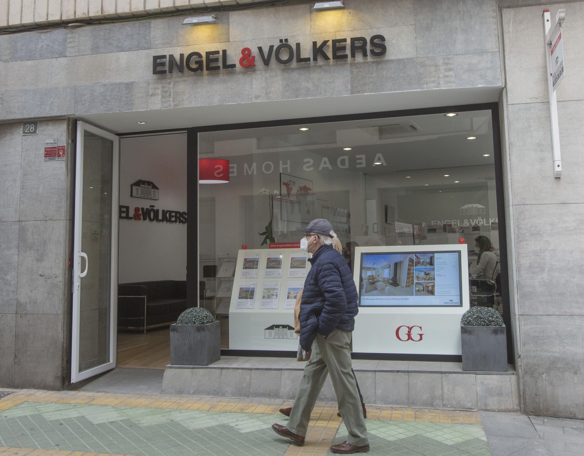 La crisis aumenta la diferencia del precio de los pisos entre los barrios ricos y humildes de la provincia de Alicante