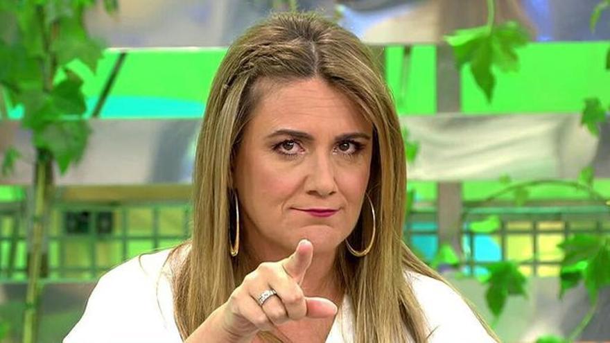 Rajada de Antonio Canales y boicot contra Carlota Corredera que puede suponer su despido de Sálvame
