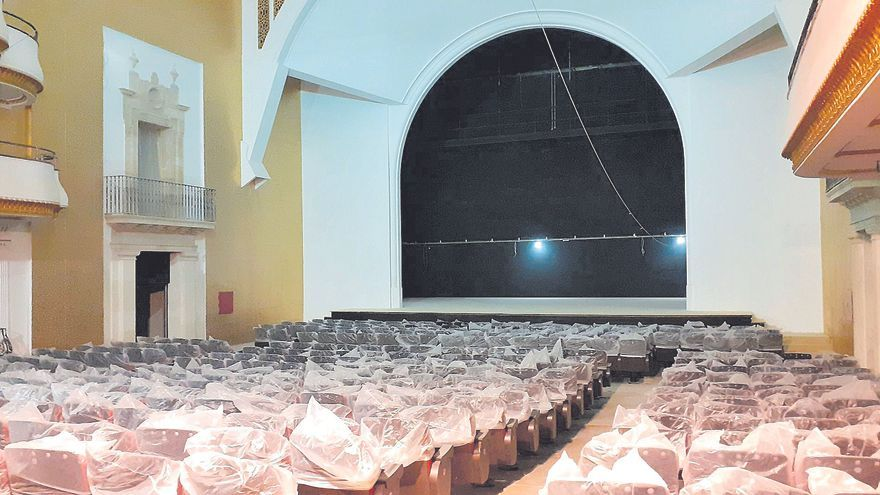Inca adjudica las últimas obras de reforma del Teatre Principal para que finalicen en 5 meses