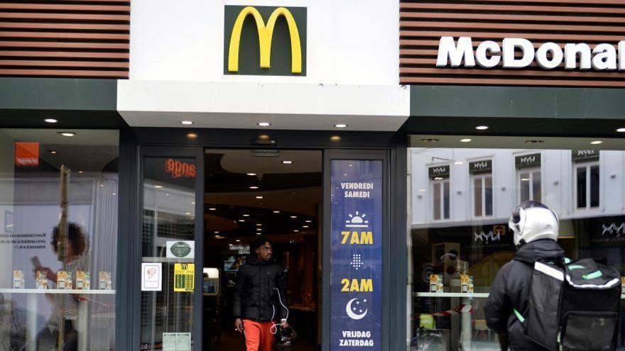 McDonald's para la actividad de sus comercios en España