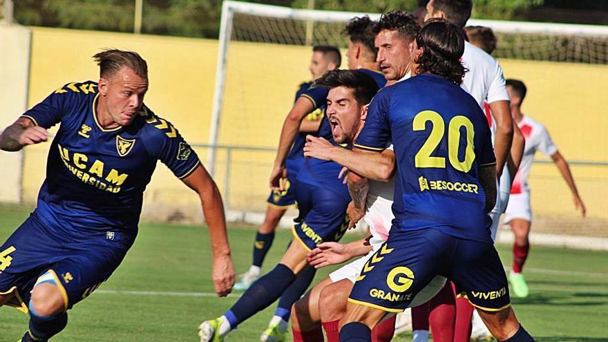 El UCAM Murcia sigue avanzando