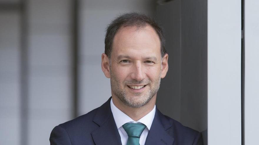 Miguel Ángel Cerdán, nuevo delegado de Iberdrola en la Región de Murcia