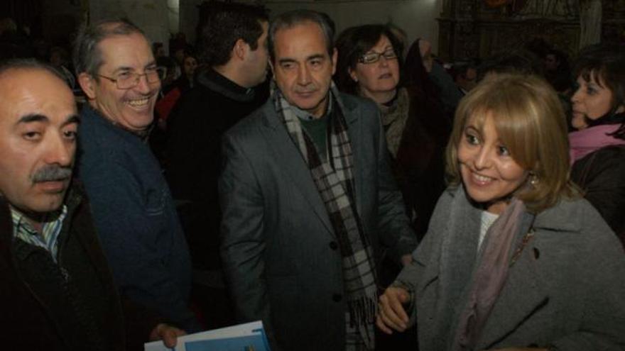 La subdelegada del Gobierno, Pilar de la Higuera, asistió al certamen.