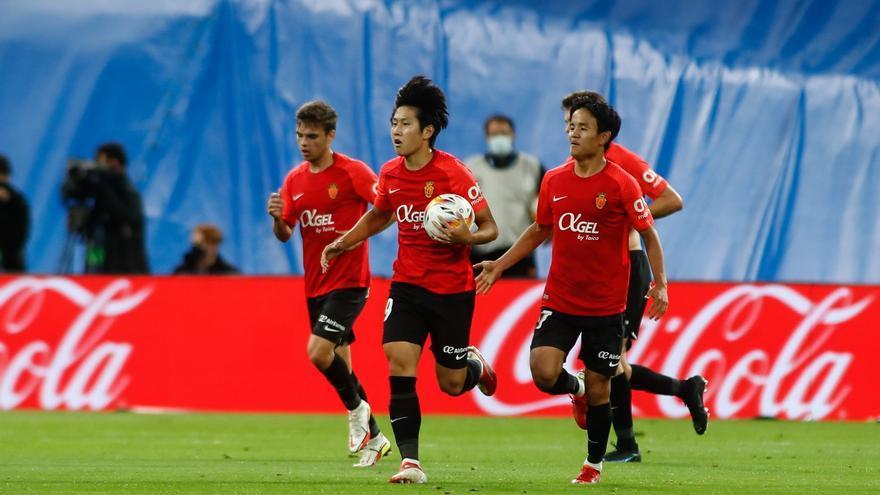 Real Mallorca - Osasuna: Take Out, Kang In