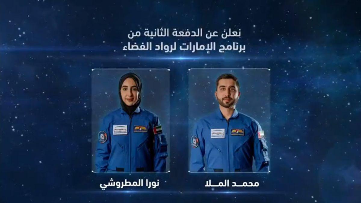 La ingeniera emiratí Noura Al Matrooshi  será la primera mujer árabe en viajar al espacio