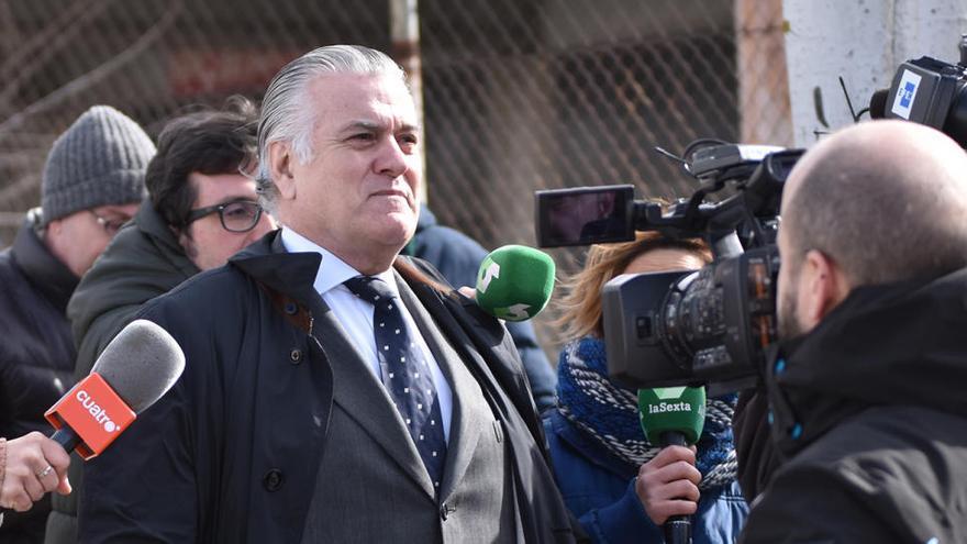 Los abogados de Bárcenas niegan una reunión con Fiscalía sobre la caja B del PP