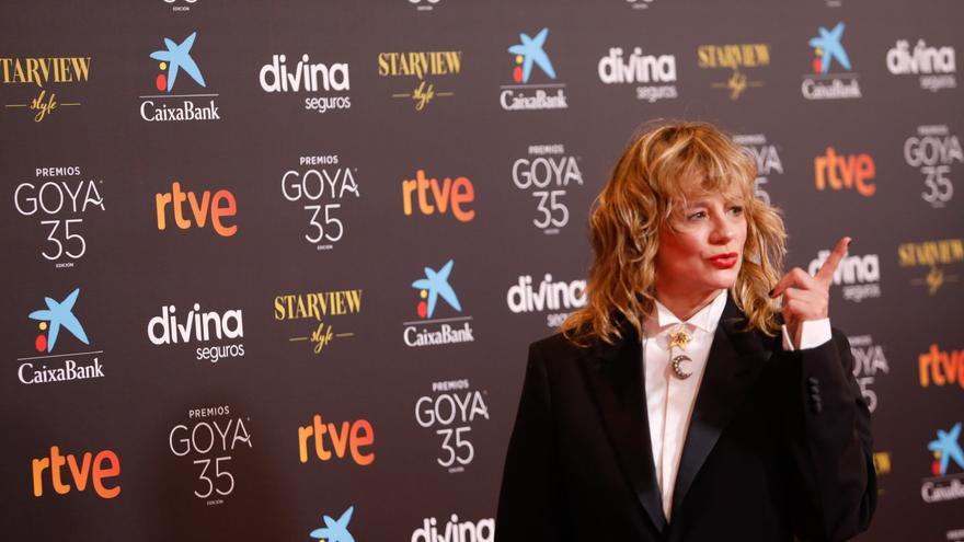 Emma Suárez se emociona al recordar a su amigo Quique San Francisco en los Goya