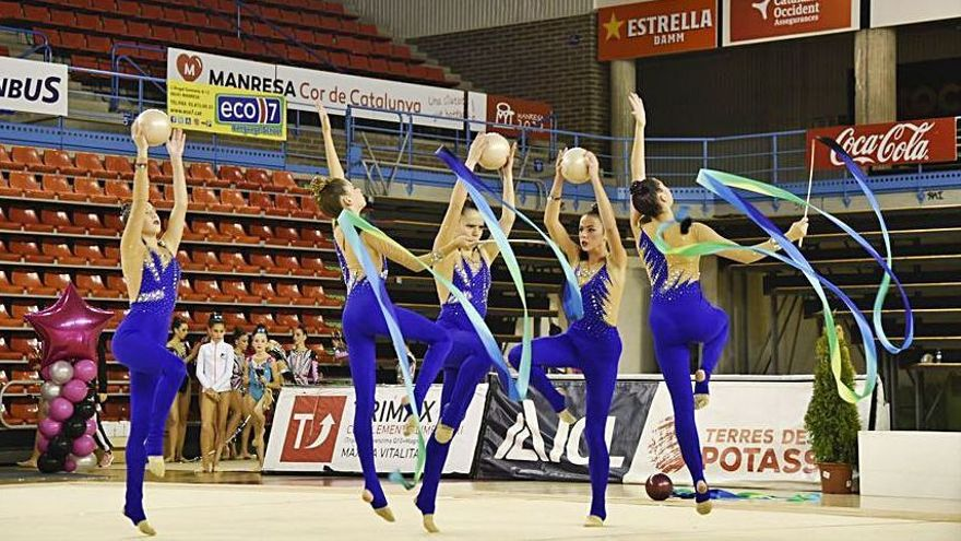 Manresa acull diumenge la Copa Catalana de tardor