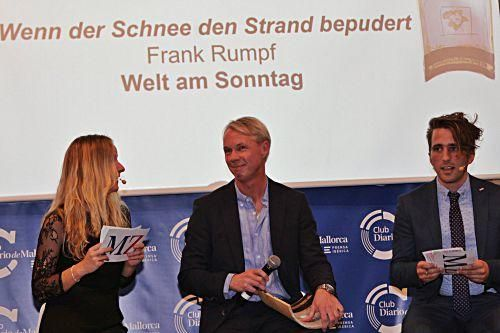 Preisträger Frank Rumpf im Interview.