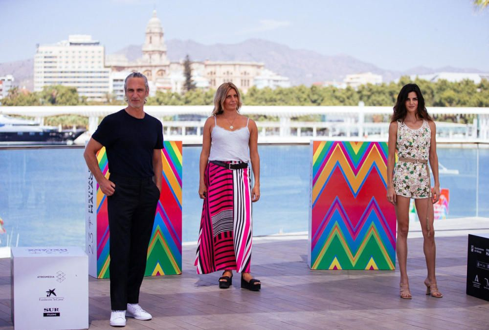 Festival de Málaga 2020 | Presentación de 'Crónica de una tormenta'