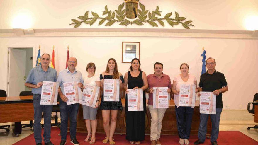 Dénia homenajeará a los donantes en su X Maratón de recogida de sangre