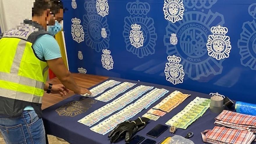 Detenido en Málaga el jefe de una banda de butroneros desarticulada hace unos meses