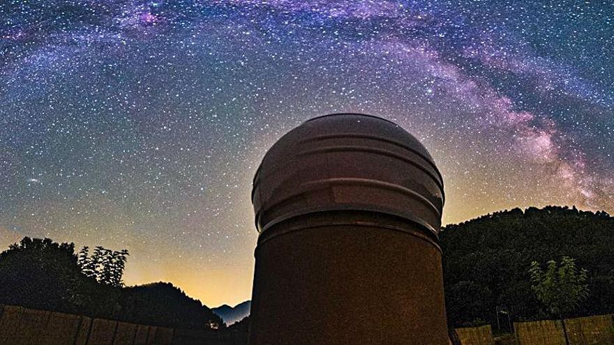 L'observatori astronòmic d'Albanyà codescobreix un sistema multiplanetari