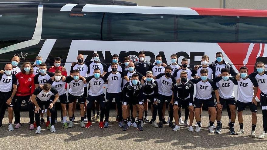 Los partidos del Zamora CF se podrán ver por Footters
