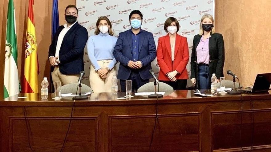 Crecen las jóvenes empresas asociadas a AJE Málaga en plena pandemia