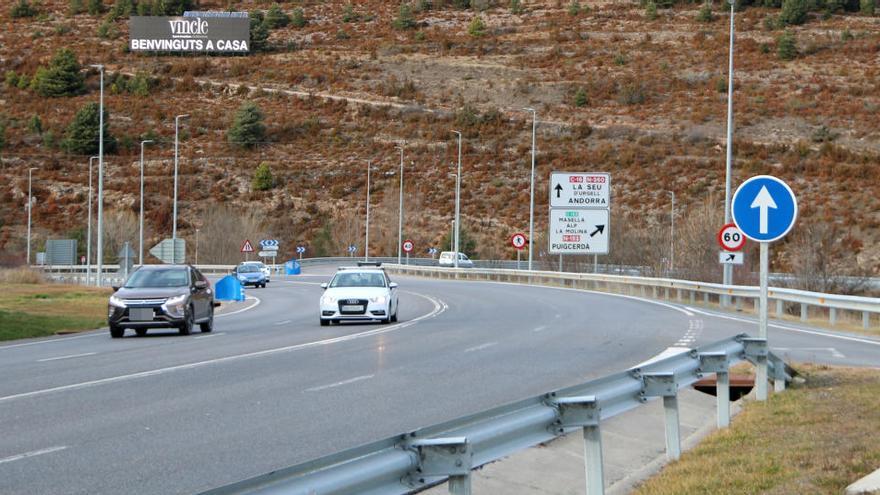 Liciten les obres per rehabilitar el ferm dels accessos al túnel de Cadí per Prats i Sansor