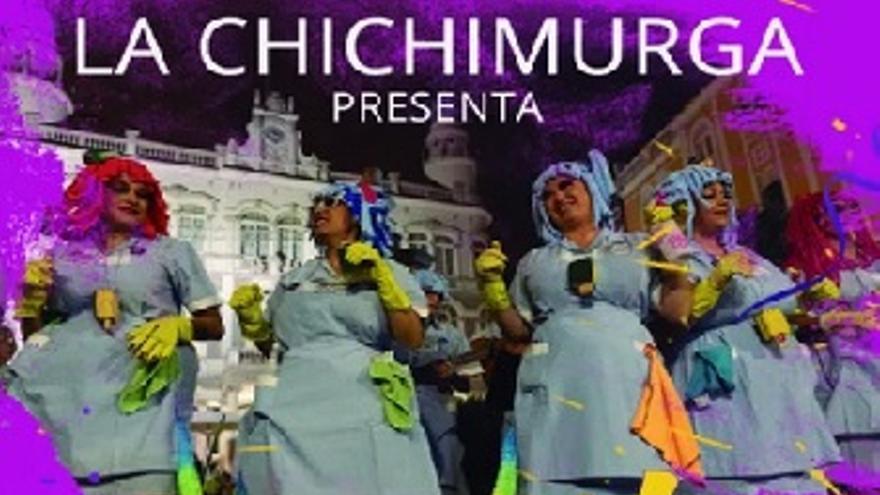 La Chichimurga desde Gran Canaria