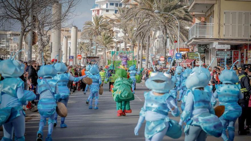 El Arenal celebrará su desfile de carnaval el sábado 22