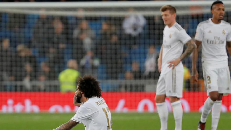 La Reial Societat fa baixar el Madrid del núvol