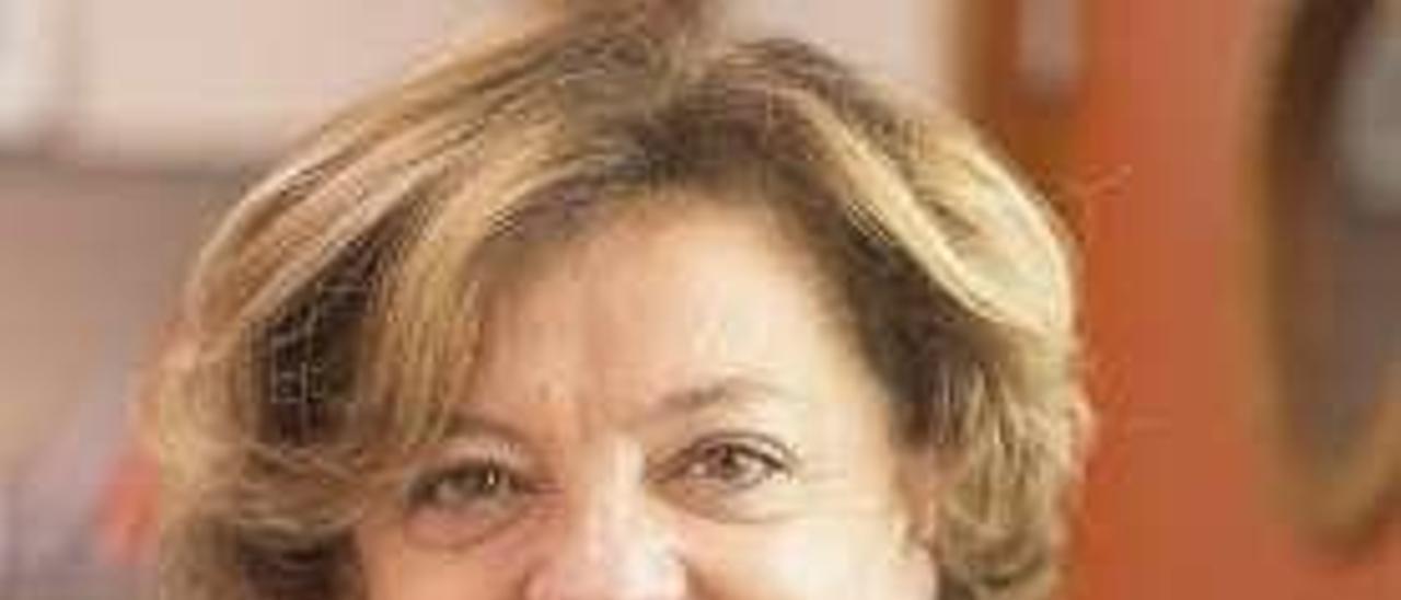 Ana Rosa González.