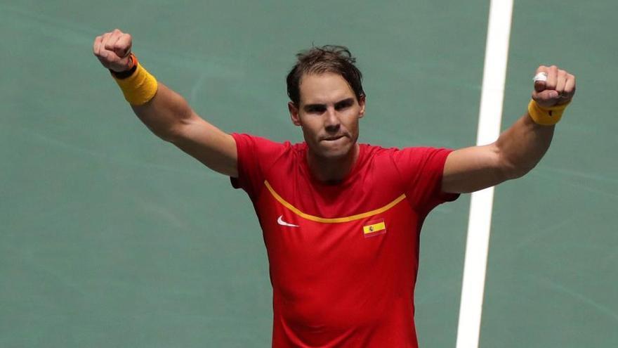 Rafa Nadal jugará el Mutua Madrid Open en septiembre