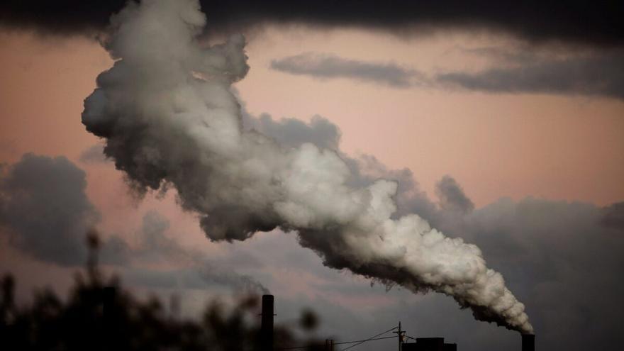El CO2 siguió aumentando en 2020 incluso con la pandemia