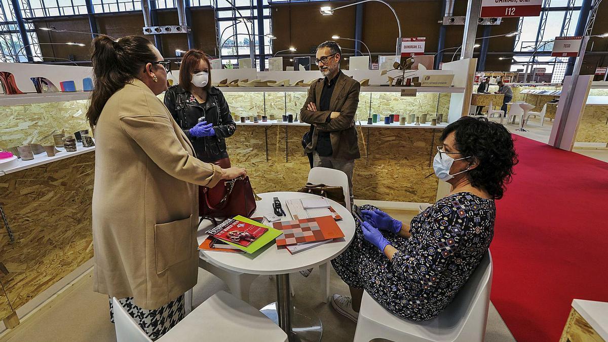 Futurmoda fue la última feria que se celebró en IFA el año pasado antes de la llegada del confinamiento por el coronavirus.