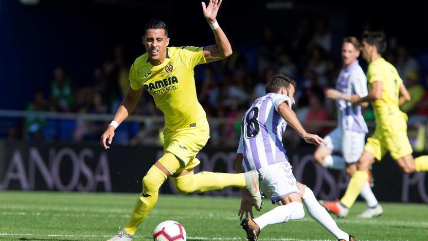 El Villarreal apunta a contar con 7 internacionales pese a su mal año