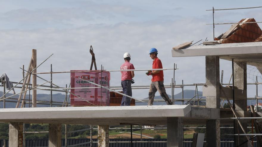 El mercado inmobiliario se recupera en Avilés: las transacciones crecen un 27%
