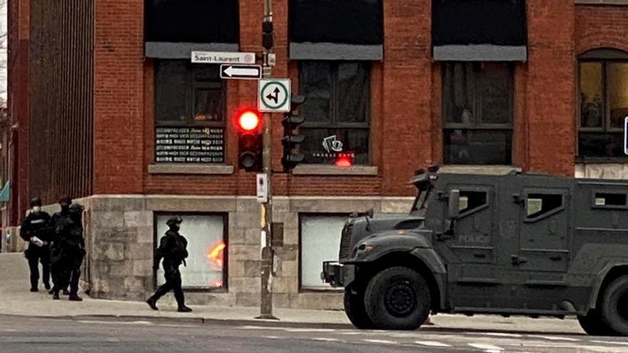 El supuesto secuestro en las oficinas de Ubisoft en Montreal, falsa alarma
