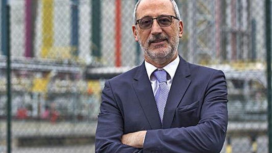 Reganosa nombra nuevo presidente del grupo a Carlos Collantes