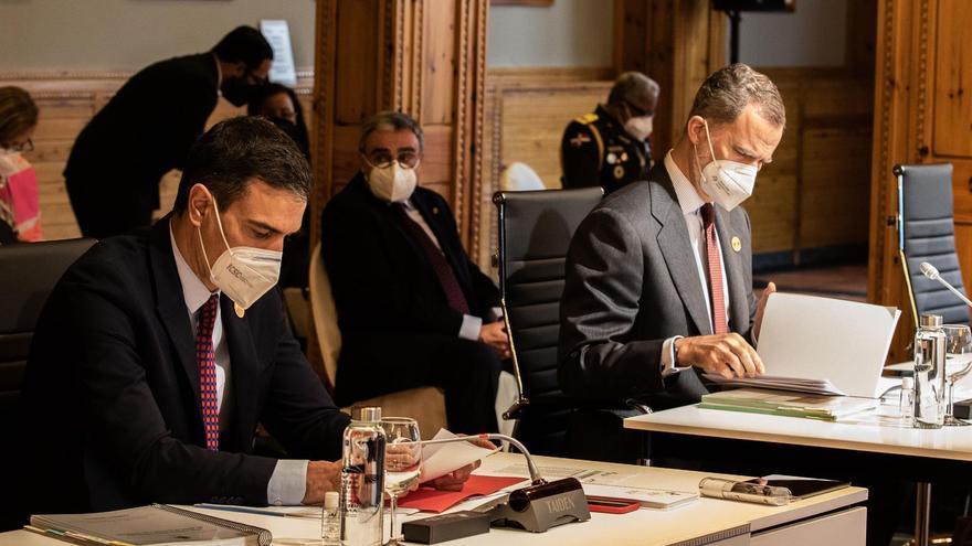 Sánchez no prevé reunir a los presidentes autonómicos por el fin de la alarma